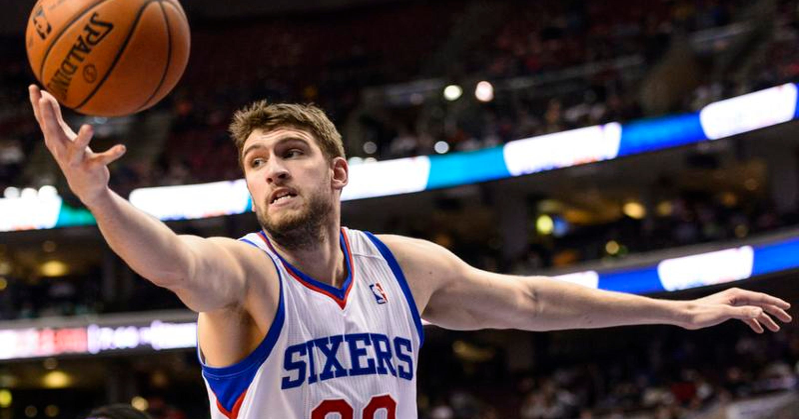 Sixers trade Hawes, get 3 players and 4 second-round picks