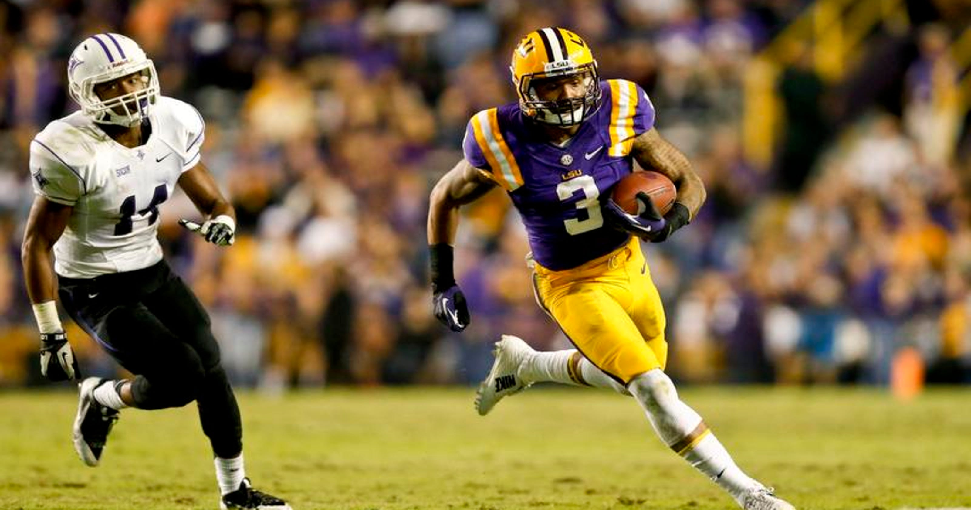 7a72f4c7 Meet 'Odell Football,' LSU's secret weapon