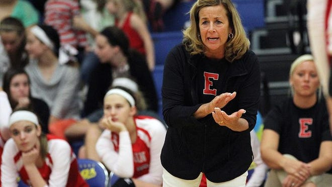 Former Elgin head volleyball coach Kory Ute was hired to take over the volleyball program at Ridgedale.