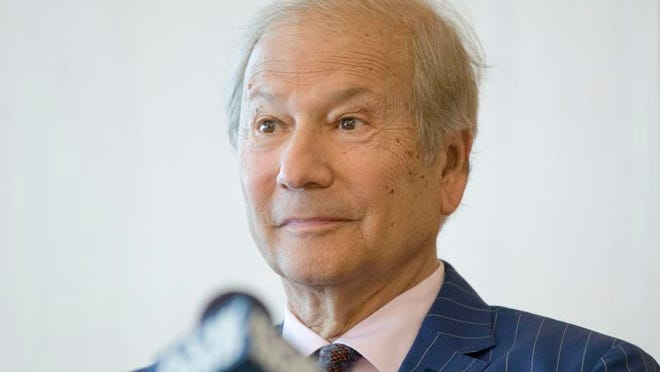 Lewis Katz, 72, who grew up in Camden,  once owned the NBA's New Jersey Nets and the NHL's New Jersey Devils and was a major donor to Temple University, his alma mater.
