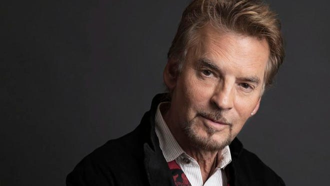 """Kenny Loggins poses for a portrait to promote his new album """"Finally Home For Christmas."""""""