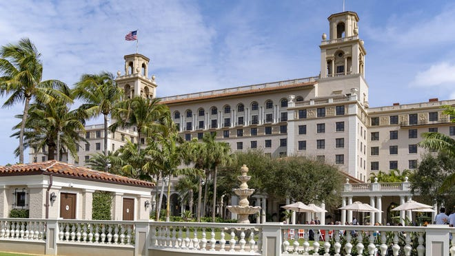 The Breakers is slated to reopen May 22.