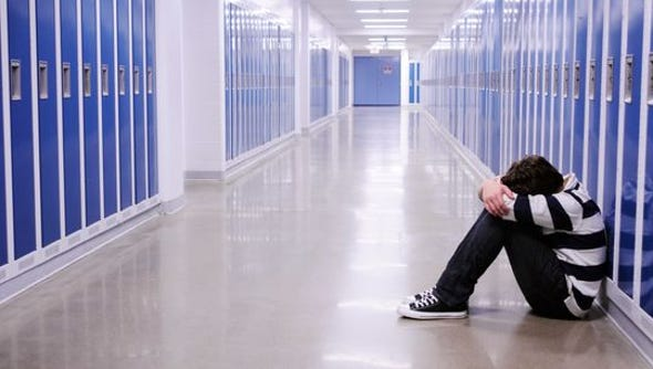 Bullying can cause kids to feel isolated and hopeless.