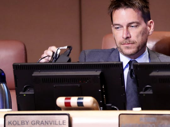 The Tempe City Council will decide April 12 whether to remove Councilman Kolby Granville from office for misconduct.