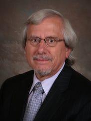 Bruce Renner, member of the Springfield school board