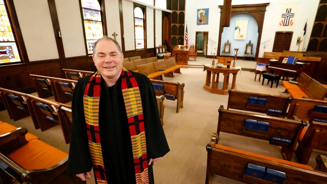 The Rev. Rick Price has served the First Presbyterian Church of Big Flats congregation for 24 years, but he will step down as minister Sunday due to health issues.
