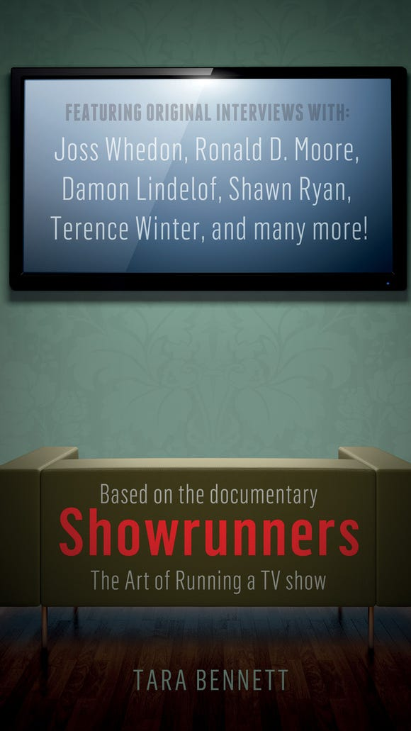 Excerpt: What exactly do TV 'Showrunners' do?