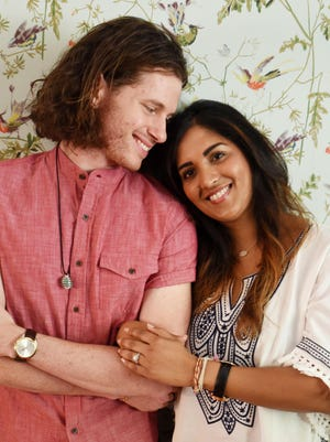 Jacob and Jaya McSharma