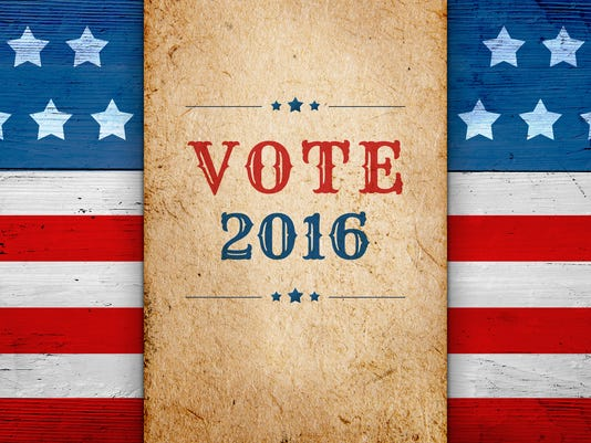 United States presidential election day 2016