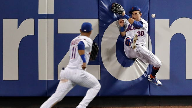 It's been a rough go for the Mets and Michael Conforto since they won 12 of their first 14 games.