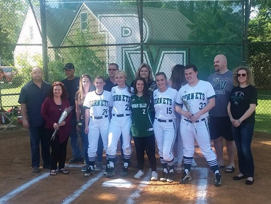 Passaic Valley softball