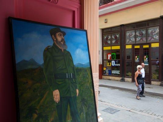 EPA CUBA USA DIPLOMACY OBAMA VISIT POL DIPLOMACY CUB