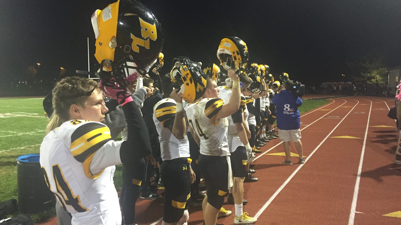 Watch: Red Lion rolls past South Western