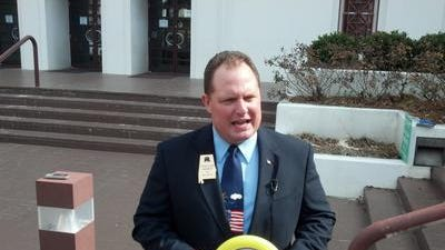 Stacy Lee George, saysGeorge, a Republican, says he will kick off his campaign on June 13 in Selma.
