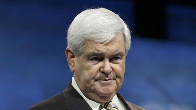 Former House Speaker Newt Gingrich has endorsed Tenn. Sen. Lamar Alexander's re-election bid. (FILE PHOTO)