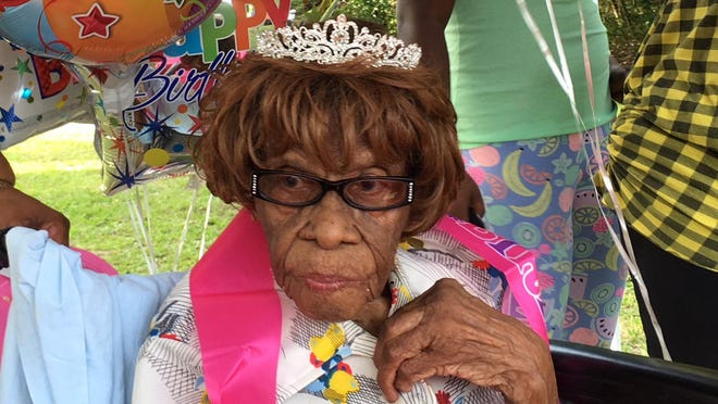 Gertha Butler celebrated her 105th birthday last week with family and friends.