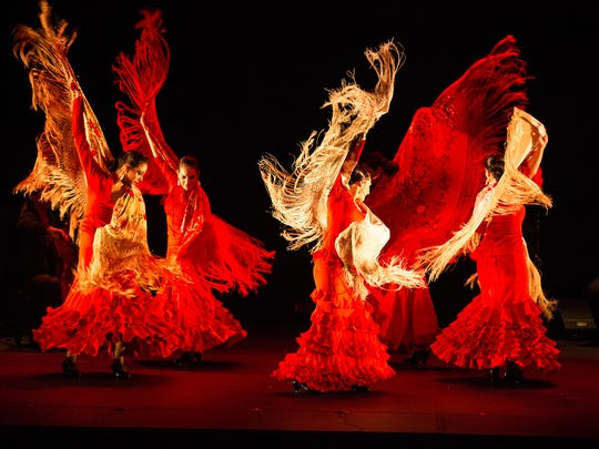 Artown's Cultural Connections Series returns to Wingfield Park on Wednesdays from 7:30-10 p.m. Juan Siddi Flamenco Santa Fe perform July 27.