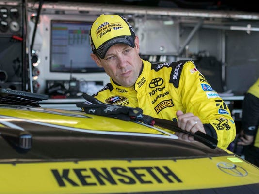 NASCAR: Can-Am 500-Practice