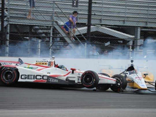 Rahal Letterman Lanigan Racing IndyCar driver Oriol