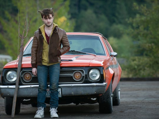"""Daniel Radcliffe continues to make interesting choices in his post-""""Harry Potter"""" career."""
