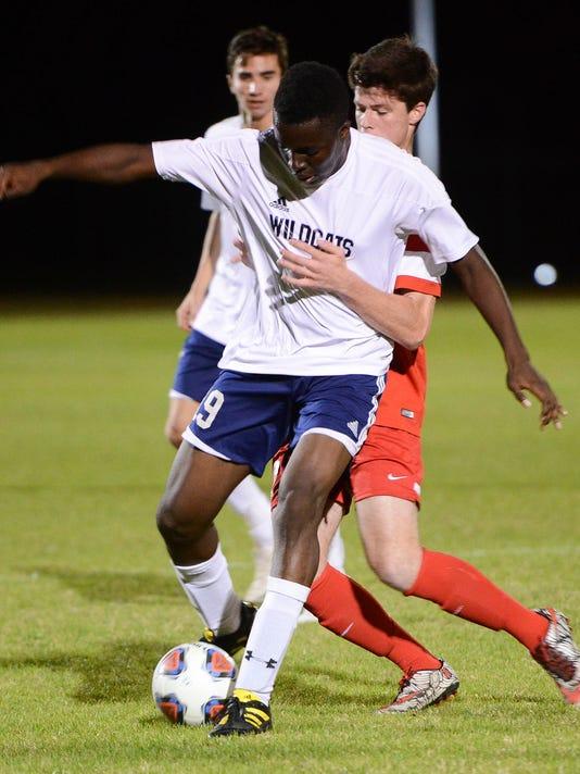 High School Soccer: Bishop Kenny at West Shore
