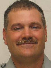 Former Chief Conservation Warden Randy Stark.