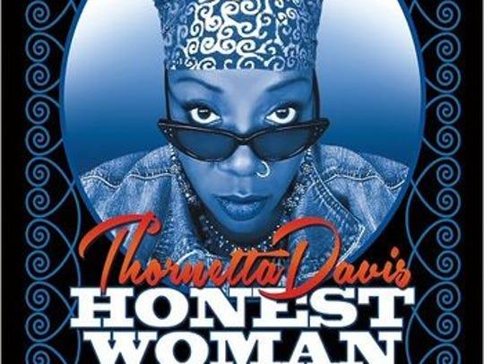 "Album jacket to ""Honest Woman."""