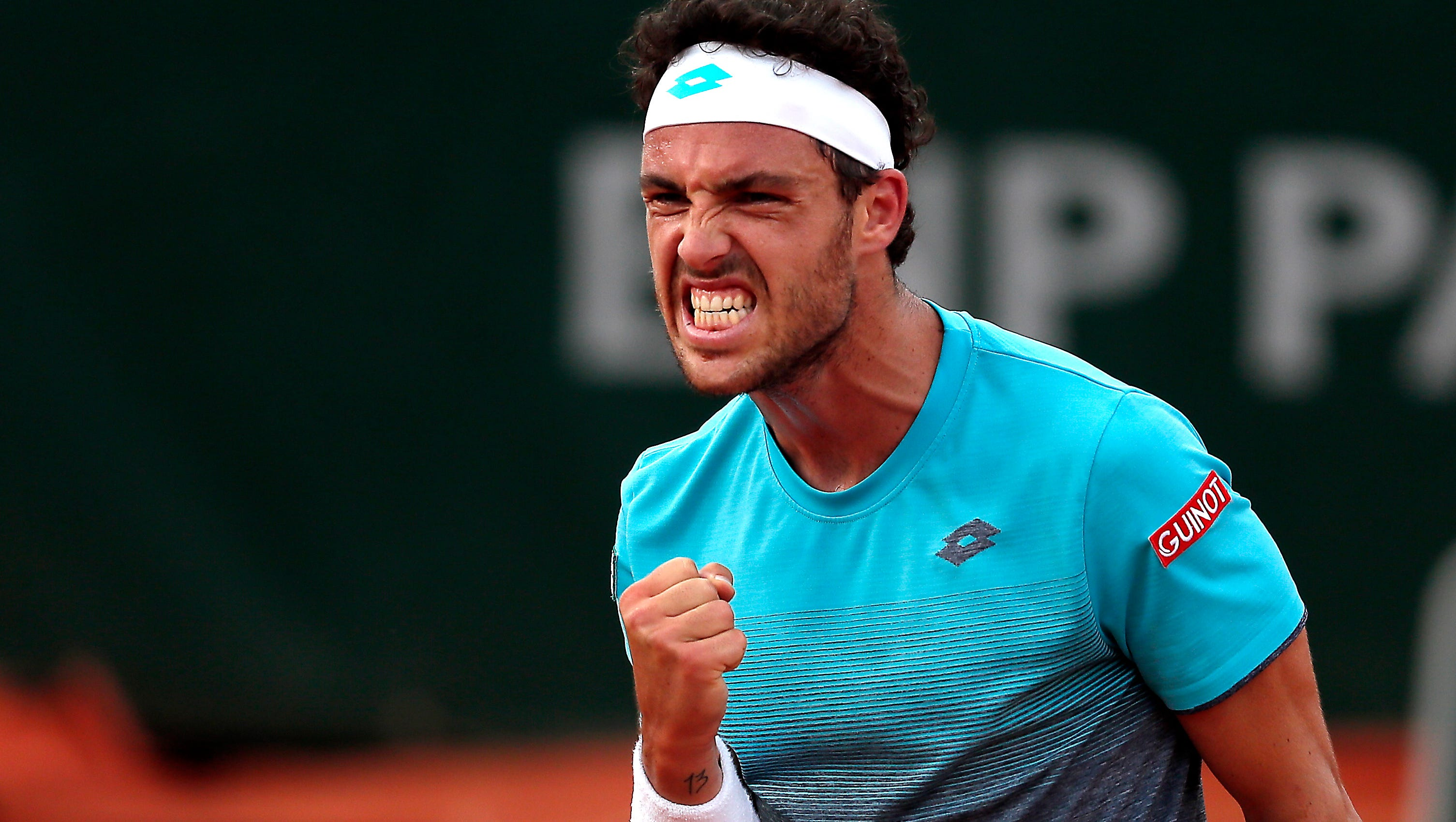 French Open: Marco Cecchinato once was banned for match fixing