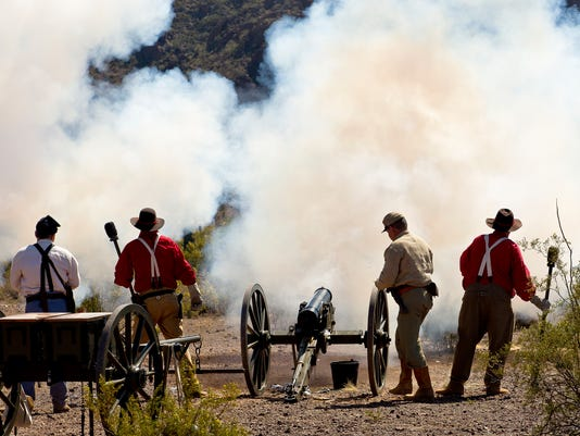 Civil War in the Southwest