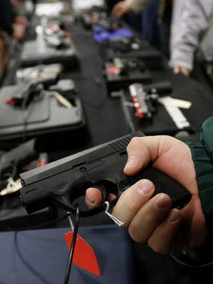 The House rejected a Senate proposal Monday that would have allowed guns at the state capitol and surrounding state buildings.