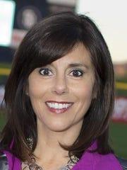 Bridget Binsbacher is Peoria vice mayor and vice president of Cactus League Baseball Association.