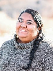 Tamra Borchardt-Slayton, Chairwoman for the Paiute Indian Tribe of Utah has been named Outstanding Citizen of the Year for Cedar City this Pioneer Day. She received her Bachelor's Degree in Sociology and History from Southern Utah University with honors. She was recently awarded a Master's Degree in Tribal Administration and Governance from the University of Minnesota Duluth.