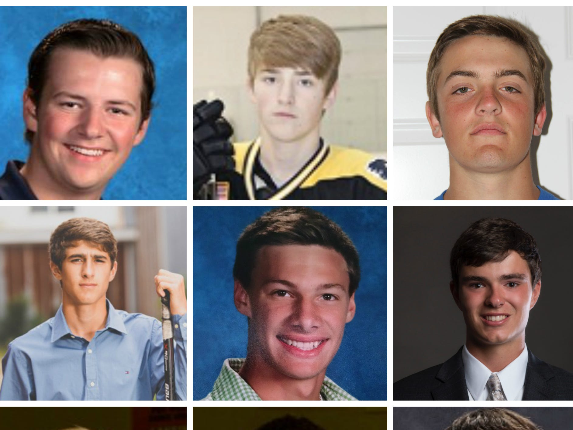 Here's a look at the top hockey performers in mid-Michigan from this winter.