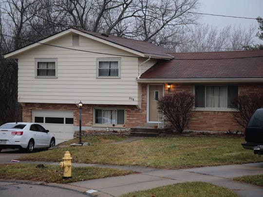 Police shot and killed a man at this Springfield Township residence Sunday night after they were called there for a reported dispute. A gun was recovered, police said.