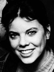 Erin Moran, as a cast member of the television show