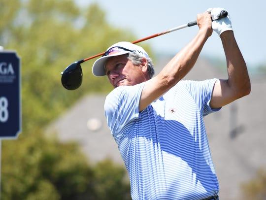 Tim Jackson has won a record 20 TGA amateur events.