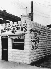 DATE TAKEN: na---First White Castle Restaurant opened in 1921 in Wichita, Kansas. ORG XMIT: UT20435