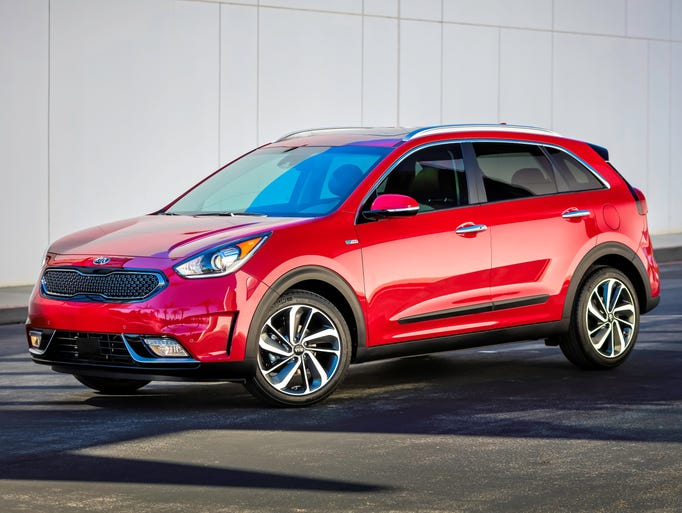Niro is the first Kia to make use of an all-new, dedicated