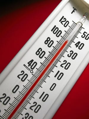 Livingston County residents will experience temperatures well over 90 degrees this weekend.