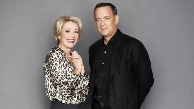 Emma Thompson and Tom Hanks co-star in  'Saving Mr. Banks.'