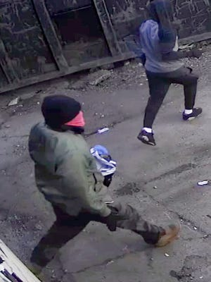 Detroit police are seeking the public's assistance in locating and identifying two unknown suspects wanted in connection with a fatal shooting that occurred on the city's west side.