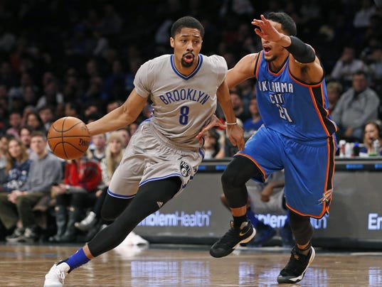 Spencer Dinwiddie, Alex Abrines