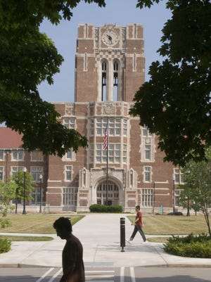 File / Associated Press There have been six reported sexual assaults at the University of Tennessee campus this academic year.