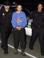 Jeffrey A. Nabinger, Jr., was charged with first-degree murder in the death of Kevin Tarsia.