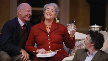 """Thanks to a recent $1 million donation, Florida Rep plays such as the current """"Cocktail Hour"""" will have a brand-new space for rehearsing."""