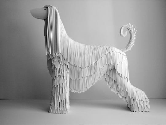 James Vance created this piece while working for Bergdorf Goodman.
