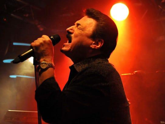 Former Toto singer Bobby Kimball