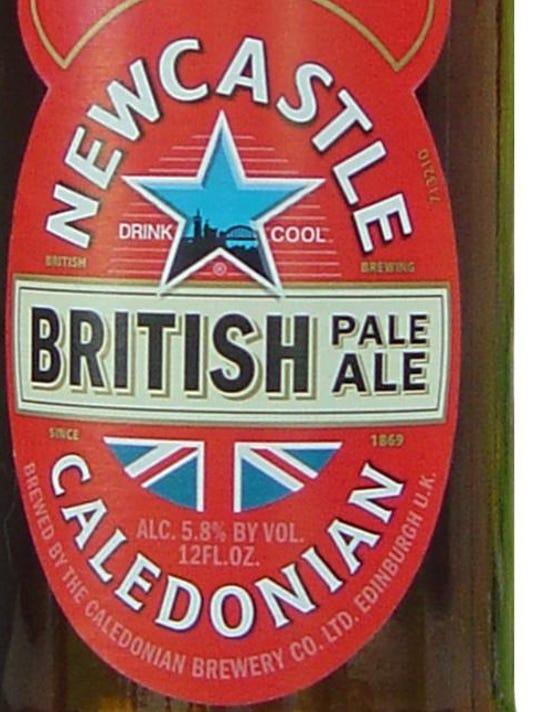 Beer Man British Pale Ale-Print