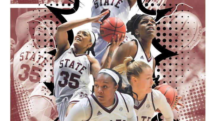 Check out Clarion Ledger's special Sweet 16 poster for the Mississippi State women