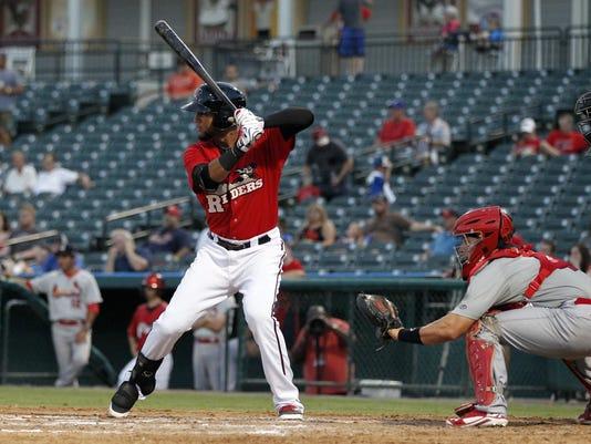 Minor League Baseball: Springfield Cardinals at Frisco Rough Riders